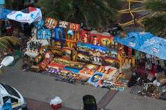 Коммерция на улице в Дурбане Южной Африке стоковое фото rf