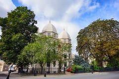 Коммерческая школа Лондона london Великобритания стоковое фото rf