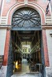 Коммерчески галерея в Вальядолиде стоковое изображение rf