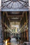 Коммерчески галерея в Вальядолиде стоковое изображение