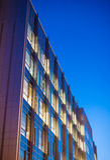 Коммерчески здание Стоковое Фото