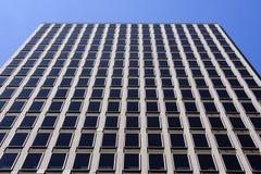 Коммерчески офисное здание Стоковое Фото