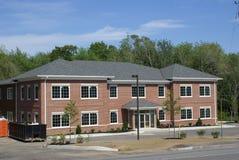 Коммерчески офисное здание Стоковое Изображение