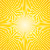 Коммерчески предпосылка sunburst. Стоковое фото RF