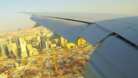Коммерчески самолет видеоматериал
