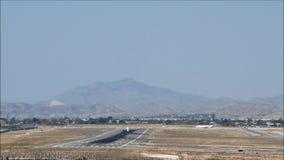 Коммерчески AircraftTaking  акции видеоматериалы