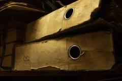 Комната архива Стоковые Фотографии RF