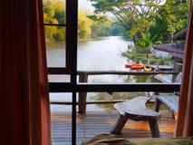 Комната берега озера на Nicslongstay Стоковое Изображение RF