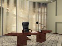 комната босса иллюстрация вектора