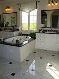 комната ванны шикарная Стоковое Изображение RF