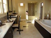 комната ванны шикарная Стоковая Фотография