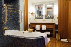 комната ванны Стоковые Изображения