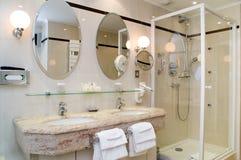 комната ванны Стоковое Изображение