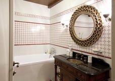 комната ванны Стоковое фото RF
