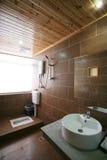 комната ванны Стоковая Фотография
