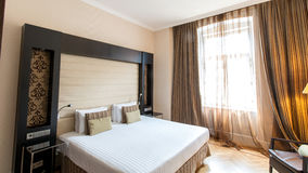 Комната в гостинице талии Eurostars Стоковое Фото