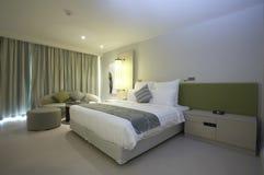 комната в мотеле Стоковые Фото