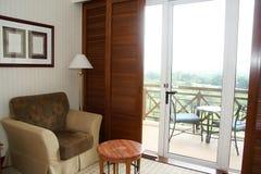 комната гостиницы живущая стоковые фотографии rf