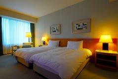 комната гостиницы нутряная самомоднейшая Стоковая Фотография