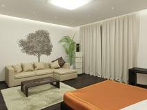 комната гостя бесплатная иллюстрация