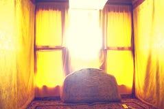 комната Далаи Лама Стоковые Фото