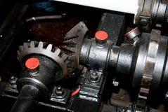 Комната двигателя Стоковые Изображения