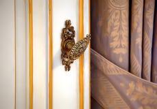 комната дворца двери к Стоковые Изображения RF