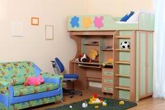 комната детей s Стоковые Фотографии RF