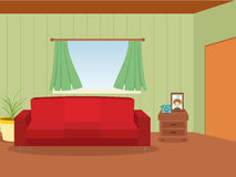 Комната дома Стоковые Фото