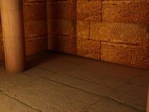 комната Египета Стоковое Изображение RF