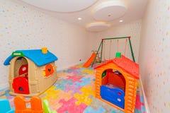Комната детей с много забавляется Стоковые Фото