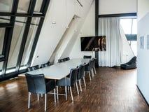 Комната деловой встречи Стоковое фото RF
