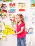 комната игры изображения ребенка Стоковые Фотографии RF