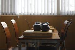 Комната ИДЕТ Стоковые Изображения RF