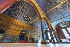 Комната имущества общая в замке Blois Стоковое Изображение RF