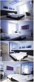 комната интерьера гостиницы Стоковое Фото