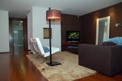 комната интерьера дома Стоковая Фотография RF