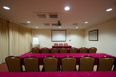 комната интерьера конференции стоковые фото