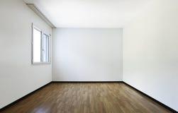 комната квартиры пустая новая Стоковая Фотография