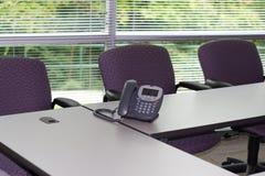 комната конференции корпоративная Стоковое Фото