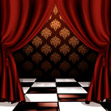 комната королевская Стоковые Фотографии RF