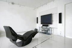 комната кресла живущая стоковые фото