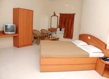 комната кровати стоковые фото