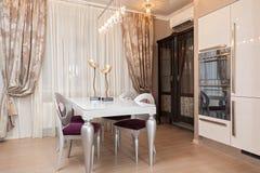 Комната кухни Стоковые Изображения RF