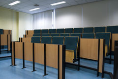 комната лекции Стоковая Фотография