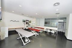 Комната массажа медицинская Стоковые Фотографии RF