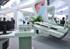 комната машины медицинская работая Стоковые Изображения RF