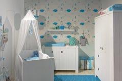 комната младенца Стоковые Фотографии RF