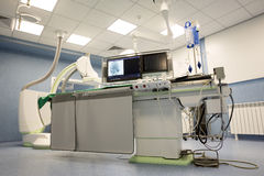 Комната нейрохирургии в больнице Стоковые Изображения RF