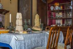 Комната обедающего Стоковая Фотография RF